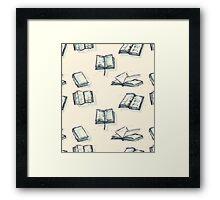 Literature Dreamer Framed Print