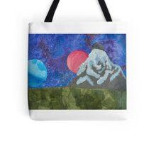 Surrealist Dream World Tote Bag
