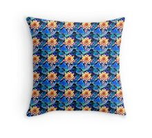 Water Lily (VN.2) Throw Pillow