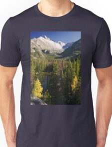 Alone in the Mountains Unisex T-Shirt