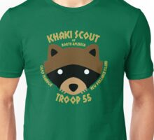 Khaki Scouts of North America Unisex T-Shirt