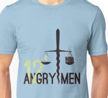 12 angry men Unisex T-Shirt