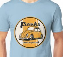 Franks Paint & Panel Unisex T-Shirt