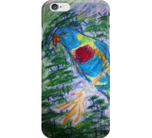 Rainbow Lorikeet iPhone Case/Skin
