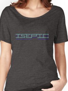 ISEPIC Women's Relaxed Fit T-Shirt