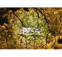 Ireland, little house Photographic Print