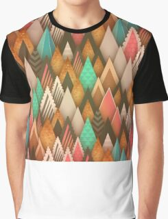Abstract illustration Graphic T-Shirt