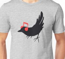 Listening to my Song Unisex T-Shirt