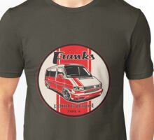 Franks Paint & Panel T4 Unisex T-Shirt