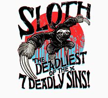 Sloth The Deadliest of the Seven Deadly Sins Classic T-Shirt