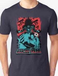 One man, one punch, one HERO. Unisex T-Shirt