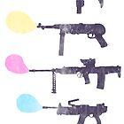 Bubble Guns by tobiasfonseca