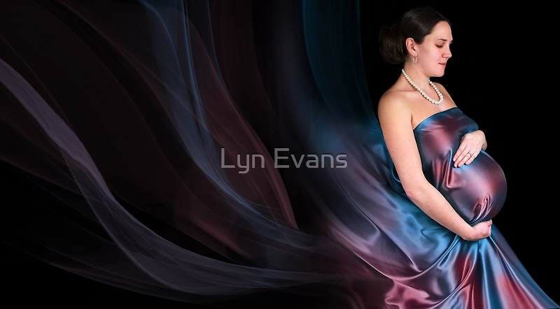 Nine months by Lyn Evans