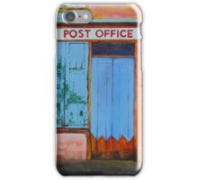 Garrigill Post Office iPhone Case/Skin
