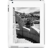 Scotty's Castle, Death Valley Nat'l Park iPad Case/Skin