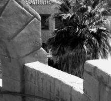 Scotty's Castle, Death Valley Nat'l Park Sticker