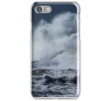 Natures Waves Picture iPhone Case/Skin
