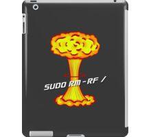 Sudo rm -rf / iPad Case/Skin