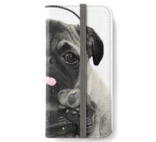 The Gaming Pug iPhone Wallet/Case/Skin