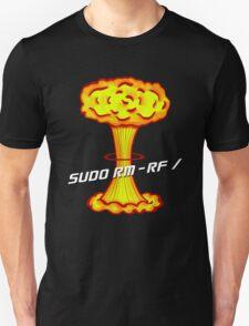 Sudo rm -rf / Unisex T-Shirt