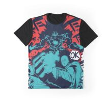 One man, one punch, one HERO. Graphic T-Shirt