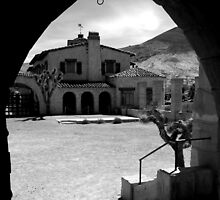 Scotty's Castle, Death Valley by supercooldesign
