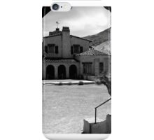 Scotty's Castle, Death Valley iPhone Case/Skin