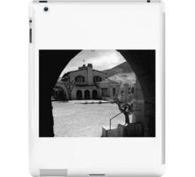 Scotty's Castle, Death Valley iPad Case/Skin