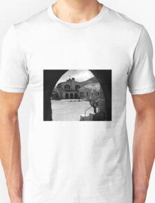 Scotty's Castle, Death Valley Unisex T-Shirt