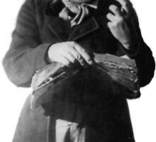 Caligari Alone by Noah Bryant