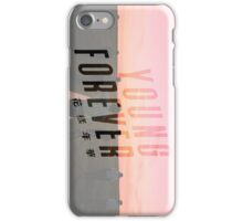 YOUNG FOREVER - BTS  iPhone Case/Skin