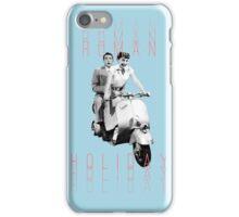 Roman Holiday v.1  iPhone Case/Skin