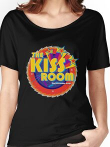 THE KISS ROOM! Women's Relaxed Fit T-Shirt