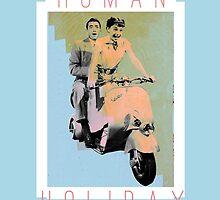 Roman Holiday v.1  by Angela Sun