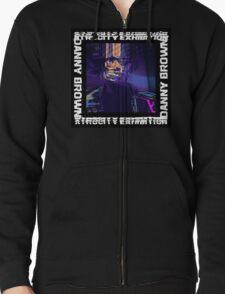 Danny Brown - Atrocity Exhibition Zipped Hoodie