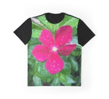 Flower 2 Graphic T-Shirt