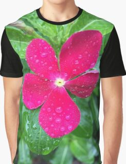 Flower 2 Graphic T-Shirt