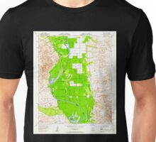 USGS TOPO Map Arizona AZ Cibola 310896 1955 24000 Unisex T-Shirt