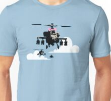 Banksy - Happy Choppers Unisex T-Shirt