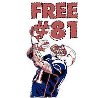 FREE #81 HERNANDEZ  Photographic Print