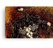 Venom Canvas Print