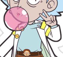 Bubblegum Rick Sticker