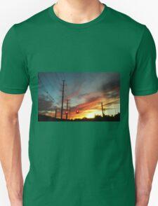 Summer Sunsets.... Unisex T-Shirt