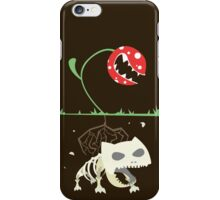 Well Rooted Bulbasaur iPhone Case/Skin