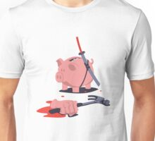 It's Saving money! not yours!! Unisex T-Shirt