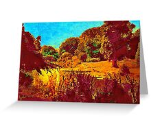SYON PARK 20D Greeting Card