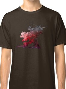 Final Fantasy VI logo universe Classic T-Shirt