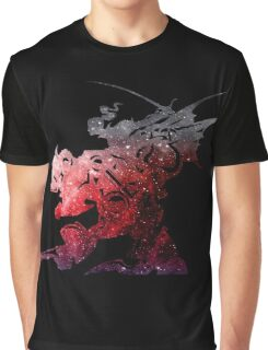Final Fantasy VI logo universe Graphic T-Shirt