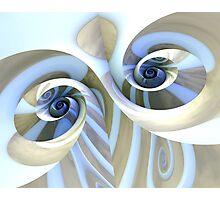 Multi-Swirl Photographic Print