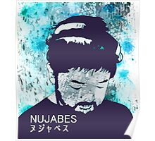 Calm Nujabes  Poster